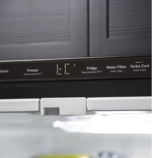 GE® ENERGY STAR® 21.0 Cu. Ft. Bottom-Freezer Refrigerator [OPEN BOX]