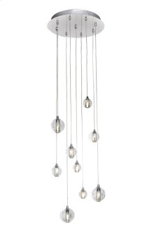 Harmony 9-Light LED Pendant