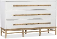 Urban Elevation Three-Drawer Bachelors Chest Product Image