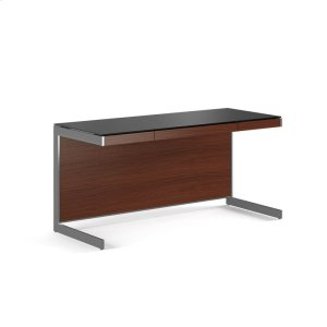 Bdi FurnitureDesk 6001 in Chocolate Stained Walnut