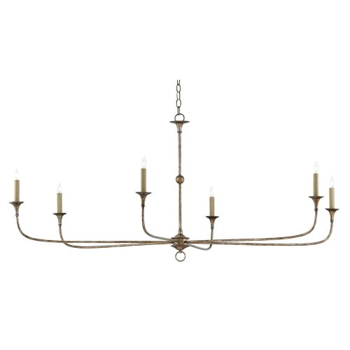 Nottaway Bronze Large Chandelier