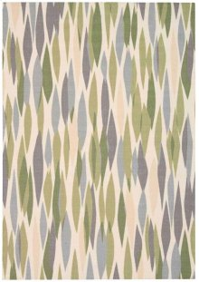 Sun N' Shade Snd01 Viole Rectangle Rug 5'3'' X 7'5''