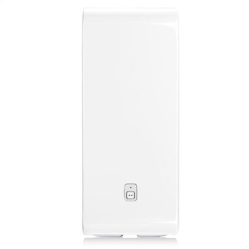 White- The subwoofer for more intense bass