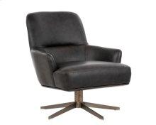 Willa Swivel Club Chair - Grey