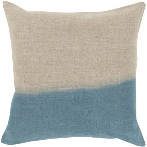 "Dip Dyed DD-010 22"" x 22"" Pillow Shell with Polyester Insert"
