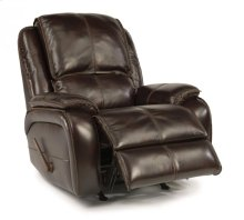 Avery Leather Rocking Recliner