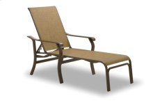 Four-Position Lay-flat Stacking Chaise