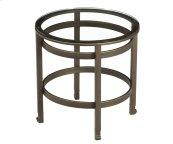 Mandarin Round Lamp Table