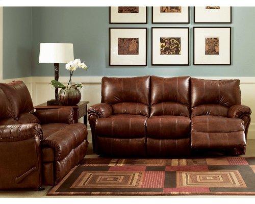 Alpine Double Reclining Sofa