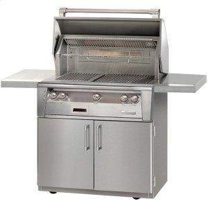 "Alfresco36"" Sear Zone Grill Cart"