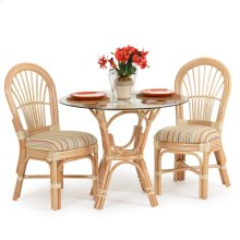 5500 Series 3 Piece Bistro Set Natural