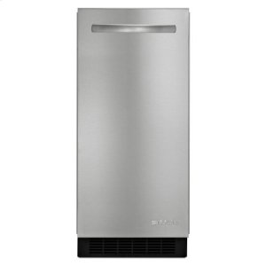 Jenn-AirJenn-Air(R) Euro-Style 15? Under Counter Ice Machine - Stainless Steel