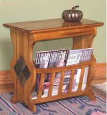Sedona Magazine Table