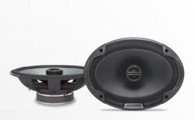 "6X9"" Coaxial 2-Way Speaker Set"