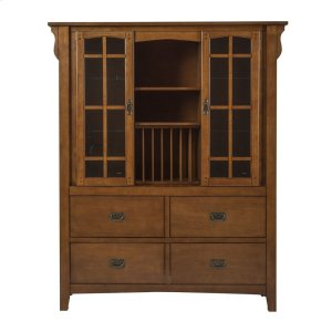 LIBERTY FURNITURE INDUSTRIESDisplay Cabinet