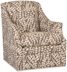Living Room Lark Swivel Chair