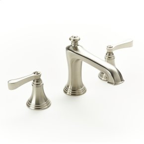 Widespread Lavatory Faucet Summit (series 11) Satin Nickel