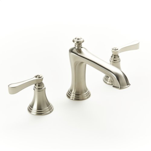 Widespread Lavatory Faucet Berea Series 11 Satin Nickel