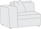 Como Left Arm Chair Product Image