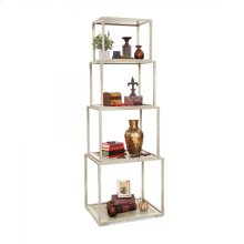 14202 KILDAIR II - IRON STACKING ETAGERE