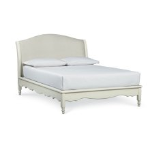 Inspirations by Wendy Bellissimo - Morning Mist Avalon Platform Bed Full