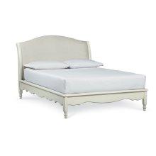 Inspirations by Wendy Bellissimo - Morning Mist Avalon Platform Bed Full