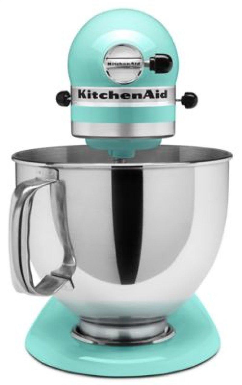 KSM150PSIC in Ice by KitchenAid in Rockford, MI - Artisan® Series 5 ...