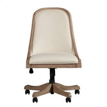 Wethersfield Estate-Desk Chair in Brimfield Oak