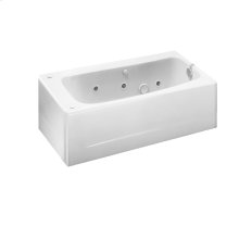 Cambridge 60x32 inch Americast Whirlpool - White