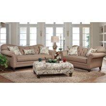 8750 Arlington Safari Sofa and Loveseat