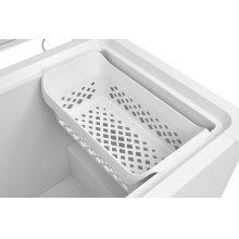 Crosley Chest Freezer : Chest Freezer - White
