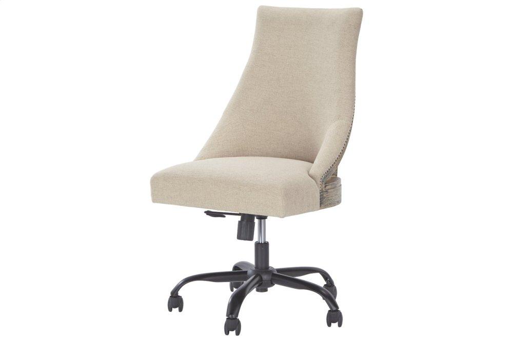 Home Office Swivel Desk Chair  sc 1 st  Design Center Furniture & H20007 in by Ashley Furniture in Orange CA - Home Office Swivel ...