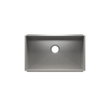 "UrbanEdge® 003612 - undermount stainless steel Kitchen sink , 27"" × 16"" × 10"""