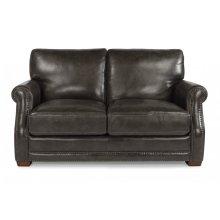 Chandler Leather Loveseat