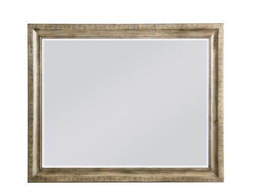 Landscape Mirror-weathered Pine Finish