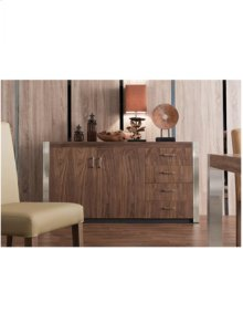 Buffet Walnut Veneer / Nature