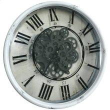 Vintage Gear Wall Clock