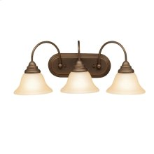 Telford Collection Telford 3 Light Bath Light OZ