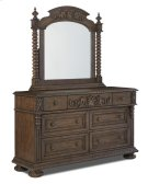 980-650 DRES Versailles Dresser & Mirror Product Image