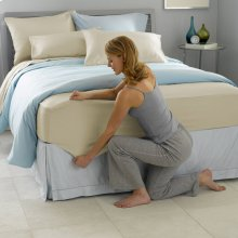 Twin Best Fit!® Chamomile Sheet Set
