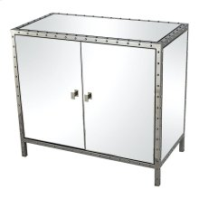 Riveting 2-door Cabinet