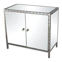 Riveting 2-door Cabinet