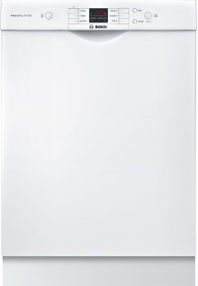 100 Series 100 Series Dishwasher 6+2 White