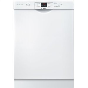 Bosch100 Series Dishwasher 24'' White