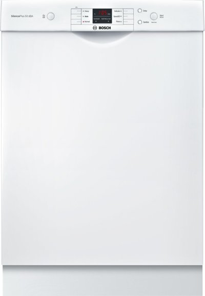 100 Series 100 Series Dishwasher 6+2 White Product Image