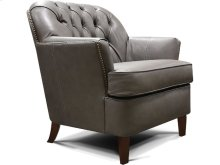 Teagan Leather Chair with Nails 4P4ALNO