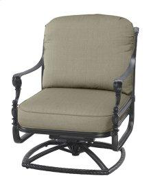 Grand Terrace Cushion Swivel Rocking Lounge Chair
