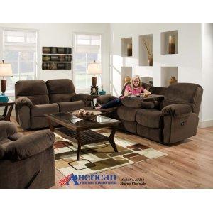 American Furniture ManufacturingAF310 - Sharpei Chocolate Sofa