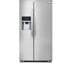 RED HOT BUY-BE HAPPY! Frigidaire Gallery 25.6 Cu. Ft. Side-by-Side Refrigerator