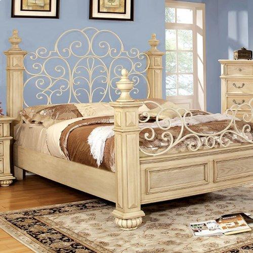 California King-Size Waldenburg Bed